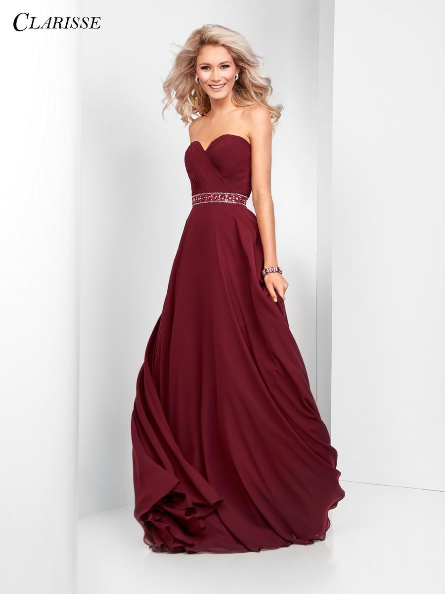 Clarisse prom dress
